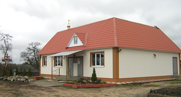 Храм в Хотяновке